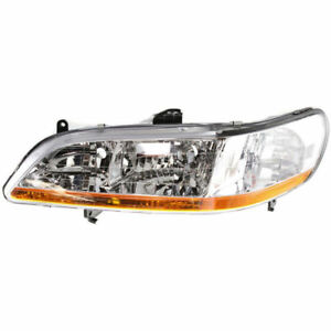 New Headlamp Head Light For 2001 2002 Honda Accord Driver Left Side 33151s84a02