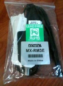 Metcal Mx rm3e Soldering And Rework Hand piece With Tip Removal Pad For Mx 500