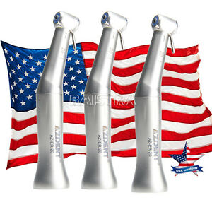 Usps 3x Dental Handpiece 20 1 Reduction Surgical Implant Contra Angle Nsk Style