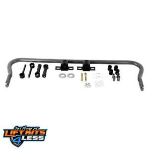 Hellwig 7750 Front Sway Bar For 1997 2006 Jeep Wrangler tj 4wd