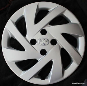 Genuine Toyota Prius Two 16 17 61180a 15 Oem Hubcap Wheel Cover 4260247180