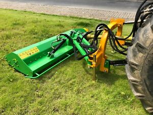 Nova Tractor 45 Ditch Bank Mower Bcrl115 For Small Compact Tractor