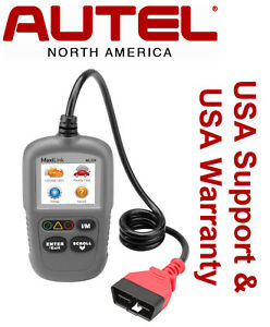 Ml329 Obd Ii Can Scan Tool With Auto Id