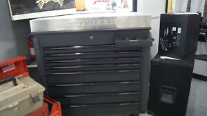 Matco Tool Box With Keys