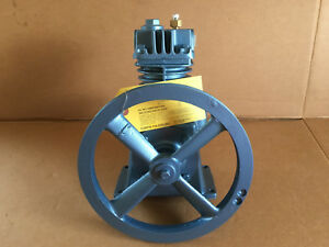Nos Curtis toledo Challenge Air Compressor Pump Vertical Es 05