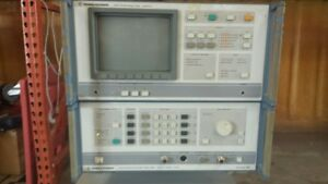 Rohde Schwarz Spectrum Analyzer Fsas 804 9300 52 With Display Unit