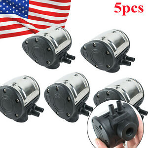 usa 5x L80 Pneumatic Pulsator For Cow Milker Milking Machine Dairy Farm Milker