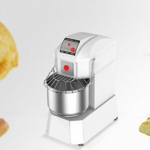 Commercial 40l Business Spiral Dough Mixer Speed Bread Machine 1500w 220v 110v