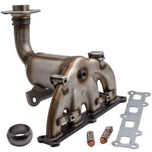 Fit For Jeep Compass 2 4l 2007 2013 Exhaust Manifold With Catalytic Converter