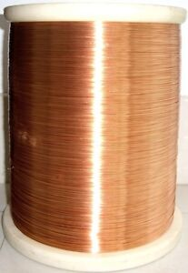 Polyurethane Enameled Copper Wire Magnet Wire 2uew 155 0 5mm a40n Lw
