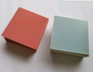Baseplate Material Dental Lab 060 5 x5 Sheets Acratone super dent