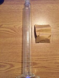 Corning 2982 250 Pyrex 250ml Graduated Mixing Cylinder New In Box