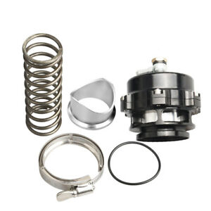 5 80 18 85 Psi 50mm Car Turbo Blow Off Valve Bov Vband Flange Spring Turbo Kit