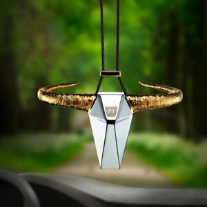Car Pendant Rear Mirror Horn Hang On Toy Hanging Accessories Decoration Rearview