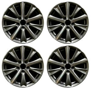 17 Acura Ilx 2013 2014 2015 Factory Oem Rim Wheel 71809 Full Set