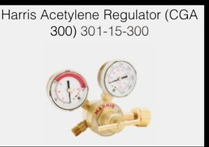 Acetylene Regulator Model 225 15