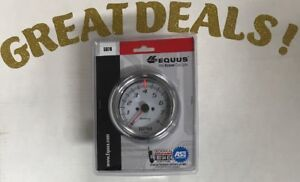 Equus Tachometer Gauge 5078 5000 Series 0 To 8000 Rpm 3 3 8 Electric