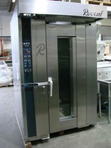 Revent Single Rack Oven Gas Model Sm1 626 1 To 6 Month Guarantee