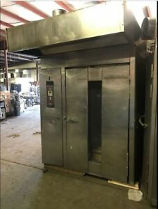 Lang Double Rack Gas Oven