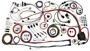 1968 1969 Chevrolet Chevelle Chassis Harness Classic Update Kit