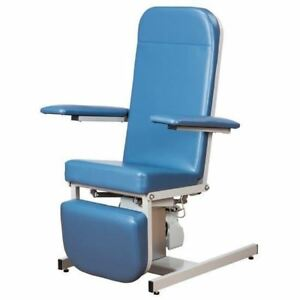 Clinton Recliner Series Hi lo Blood Drawing Chair