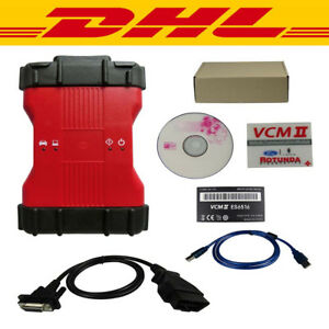 Vcm2 V98 Diagnostic Scanner Vcm Ii Support Ids For Ford Vehicles Free Dhl