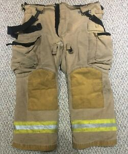 Firefighter Turnout Gear Lion Apparel Bunker Pants 44 Regular Shells liners