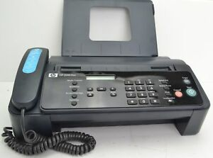 Hewlett Packard Hp 2140 Fax Machine