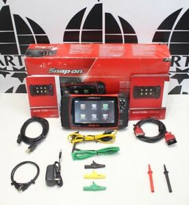 Snap On Modis Ultra 17 4 Scanner Domestic And Foriegn Latest Update W lab Scope