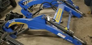 New Holland 240tl Loader Boomer 30 35 Farmall 30b 35b Front End Tc30 Tc35 Tc33