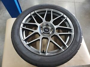 2011 2012 Ford Mustang Shelby Gt500 Svt Wheel Rim Tire 20x9 5 Nitto