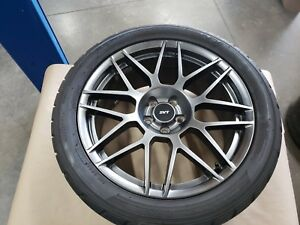 2011 2012 Ford Mustang Shelby Gt500 Svt Wheel Rim Tire 20x9 5 19x9 5 Nitto
