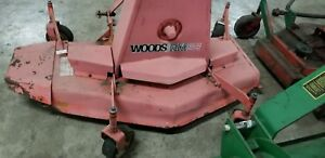 Woods 59 Rm59 Finish Mower I e rotary Brush Hog Bush Hog