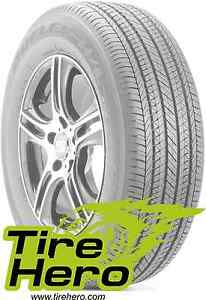 245 60r18 Bridgestone Dueler H L 422 Ecopia 104t Bl New Set Of 4