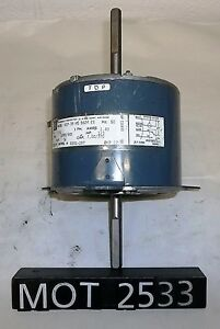 Ge 1 3 Hp Single Phase Double Shaft Ac Motor 230v mot2533