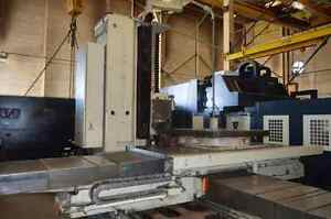 5 12 Toshiba Bft 13c w2 Table Type Horizontal Boring Mill New 1977