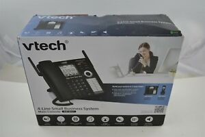 Vtech Am18447 Main Console 4 line Expandable Small Business Offic