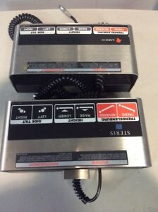 Steris Amsco 93910 866 Foot Pedals Lot Of 2 Medical Healthcare