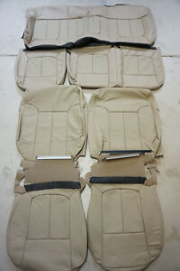 2011 2013 Ford F 150 Super Cab Xlt Leather Seat Covers