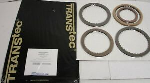 6l80e Banner Kit With Gasket Set Frictions W o Pistons 2006 up Transtec