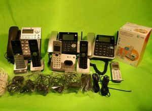 Lot Of Office Phones Land Line