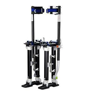 1120 Pentagon Tool tall Guyz Professional 24 40 Black Drywall Stilts For