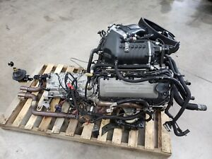 2016 Mustang 5 0 Coyote Engine Gt Drivetrain Manual Transmission Supercharged