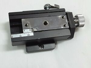 Chuo Seiki Rx x y Linear Stage Positioner Manual Stage Xy Axis