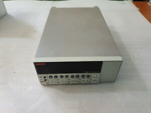 As is Keithley 6485 Picoammeter