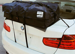 Bmw 3 Series Berlina Coupe Roof Box roof Rack boot Rack Boot bag Vacation