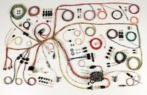 1960 64 Ford Falcon 60 65 Mercury Comet Chassis Harness Classic Update Kit