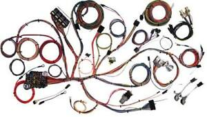 1967 68 Ford Mustang Chassis Harness Classic Update Kit