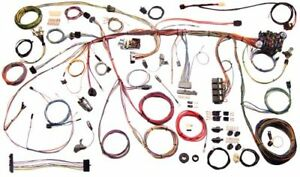 1970 Ford Mustang Chassis Harness Classic Update Kit