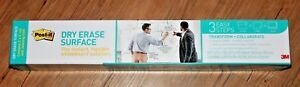 Post It Dry Erase Whiteboard Surface For Walls Doors Tables Chalkboards Dvfx2